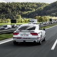 Evolution of the piloted Audi is continuing apace