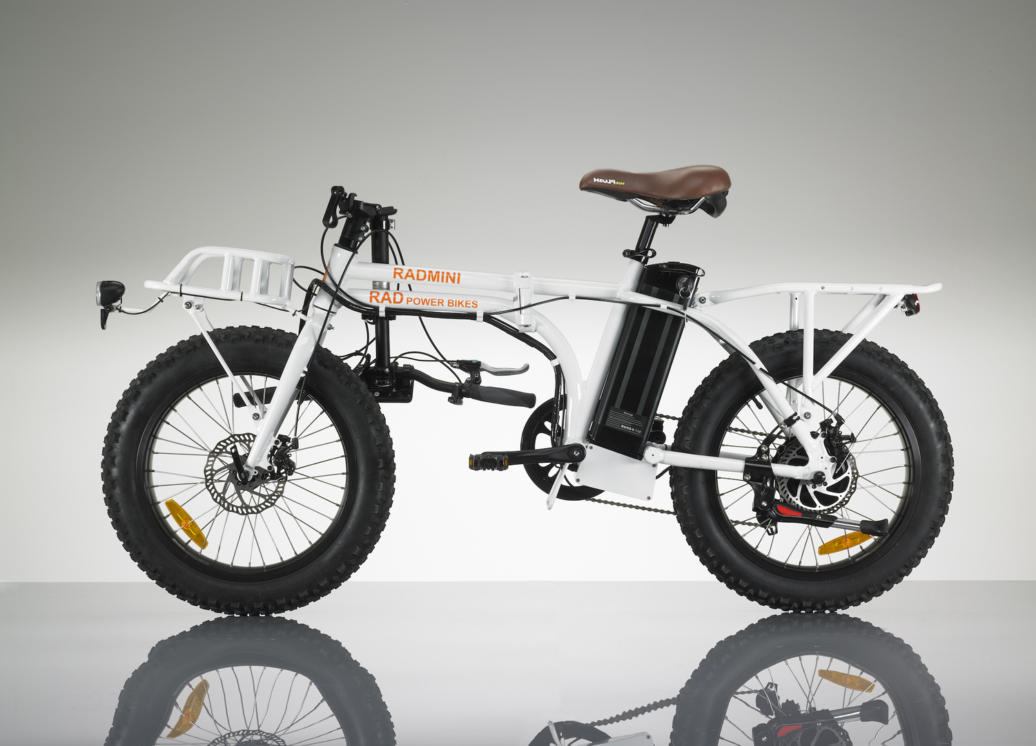 Radmini Electric Folding Fat Bike One For All Your Needs
