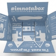 Zappos' reusable shoe box gives wings to creativity
