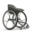 3D-printed wheelchair for greater comfort and safety