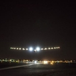 Si2 flew over the Statue of Liberty