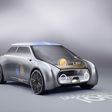 Mini Vision 100: personalized automobile for car-sharing