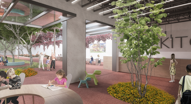 The future of learning might be in a garden