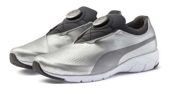BMW and Puma developed shoes with automotive technology