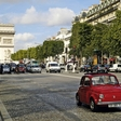 Paris banned old cars to reduce pollution in the city