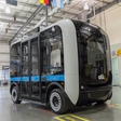 Hello, you adorable 3D-printed self-driving bus!