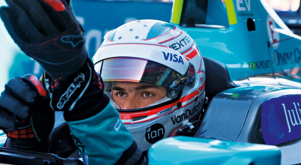 "Nelson Piquet Jr.: ""I see a great future for Formula E"""