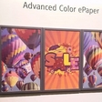 The future of signage: electronic paper now supports full color