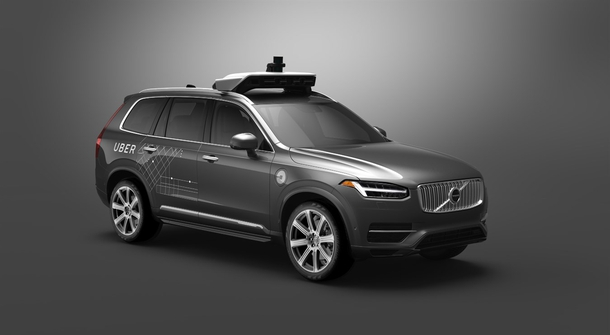 Uber's first self-driving cars soon to be in service in Pittsburgh