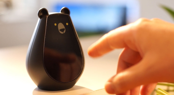 Bearbot, the cutest universal remote control