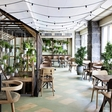 Väkst, a hip restaurant with a green secret