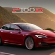 Tesla introduced the quickest production four door car in the world