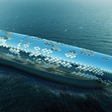 """Solar-powered """"The Pipe"""" to provide 10,000 MWh of electricity and 4.5 billion liters of clean water annually"""