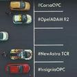 Opel Ampera-e vs. sport cars