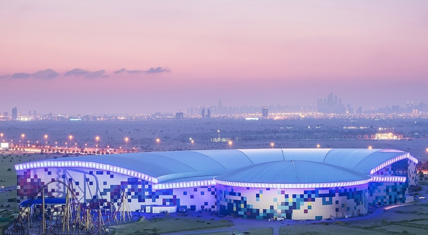 World's largest indoor theme park opens end of August in Dubai