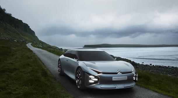 Citroën CXPERIENCE coming to 2016 Paris Motor Show
