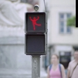 Dancing traffic light to keep you safe and entertained