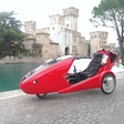 Cabriovelo: the cool convertible E-bicycle car for greener personal transport