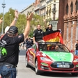 A record-breaking zero-emission round-the-world trip in 80 days