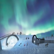 Icehotel 365 will keep itself cool by using solar power