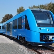 Coradia iLint is the world's first zero-emissions hydrogen-powered passenger train
