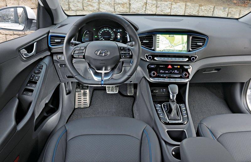 Hyundai Ioniq Hybrid The First Eco Korean Driving