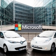 Renault-Nissan and Microsoft team up to bring us the future of connected driving