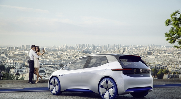 Volkswagen's new modular MEB architecture for EVs