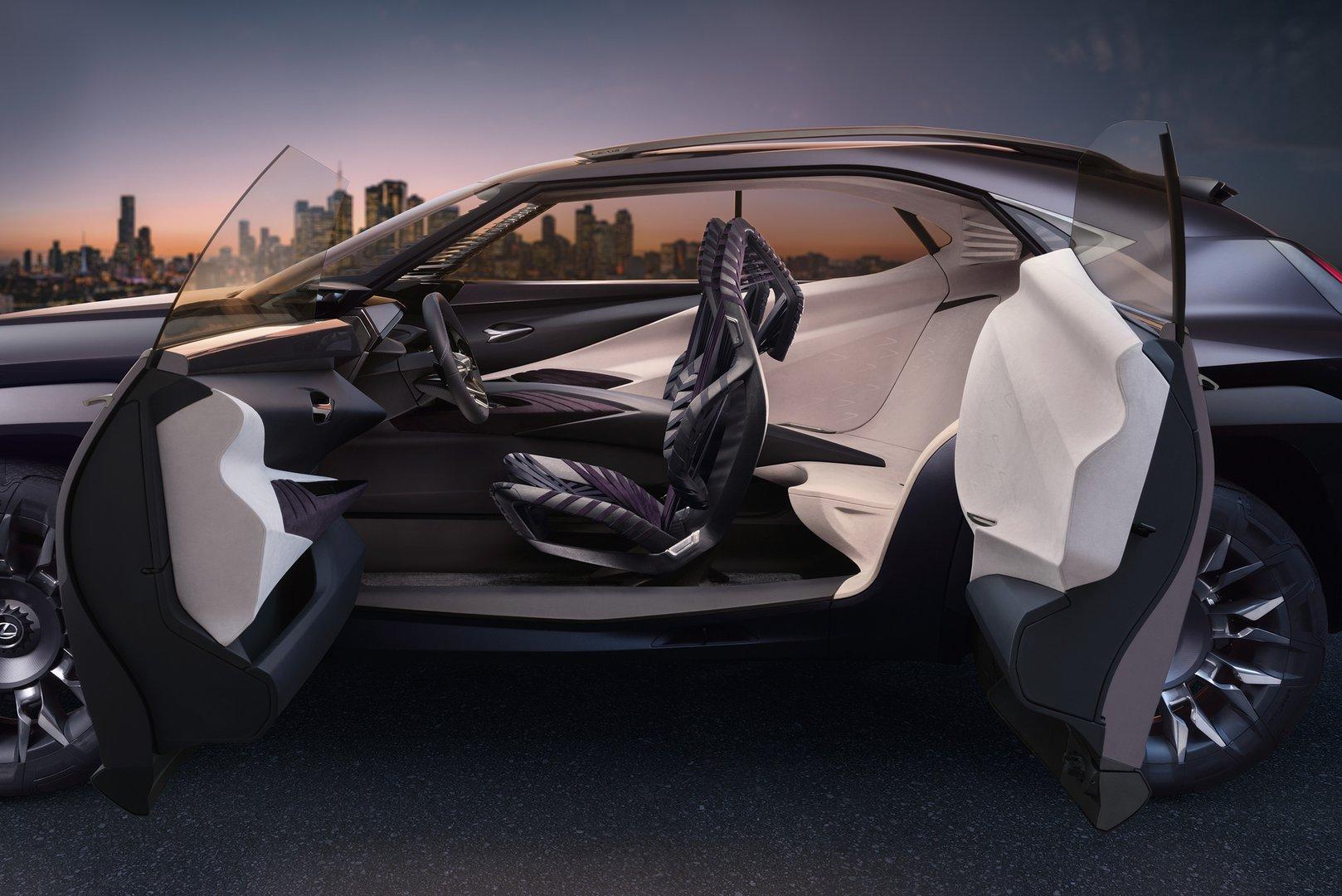 Lexus Ux A Bold Crossover Concept For The Brand S Future Driving Plugin Magazine Com