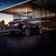 Lexus UX: a bold crossover concept for the brand's future