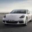 The re-imagined hybrid Panamera