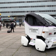 LUTZ Pathfinder self-driving pods tested in the UK