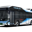 Toyota unveils a new hydrogen-powered bus