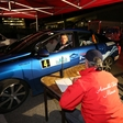 Hydrogen Toyota Mirai's historic win at the E-Rally Monte-Carlo