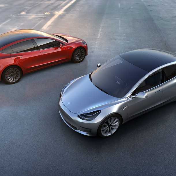 Tesla sholud finish its third Model 3 by the end of 2017 or beginning of 2018.