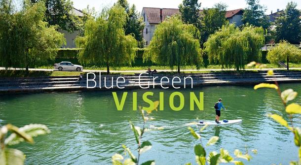 Blue-Green vision: European Green Capitals roadtrip