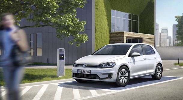 The new e-Golf comes with extended driving range