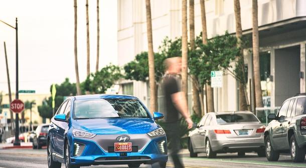The fully autonomous Hyundai Ioniq coming soon!