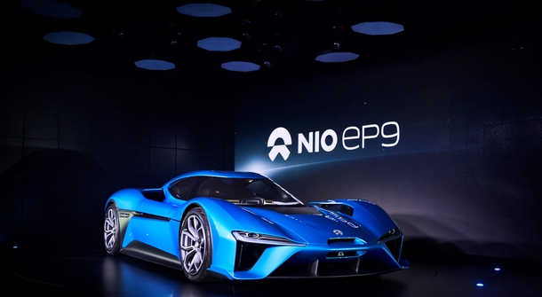 NextEV NIO EP9: the fastest electric car in the world?