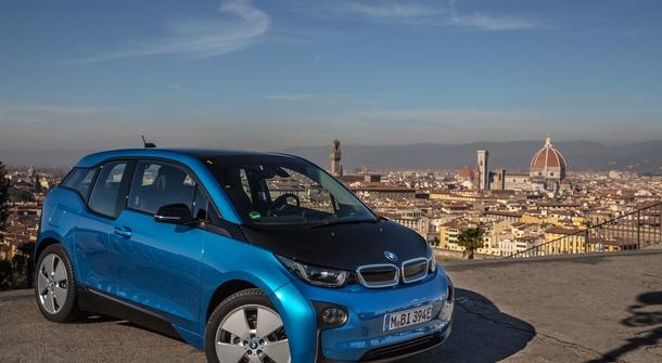 BMW i expands its model range for the BMW i3