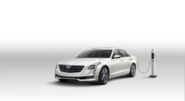 Cadillac CT6 Plug-In Hybrid on sale in spring 2017