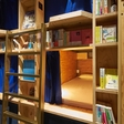 Bookworm heaven: sleeping with books in Kyoto