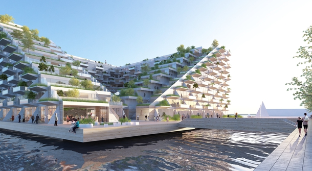 Sluishuis, the zero-energy wonder of Amsterdam