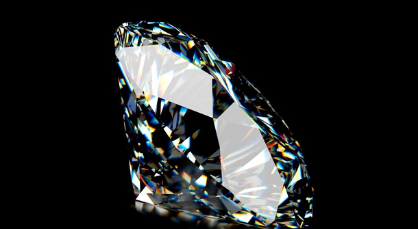 A man-made diamond to solve nuclear waste problems?