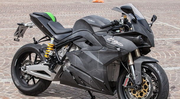 Energica, road to CES 2017
