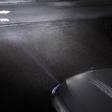 Mercedes' digital headlamps of the future will be able to project images