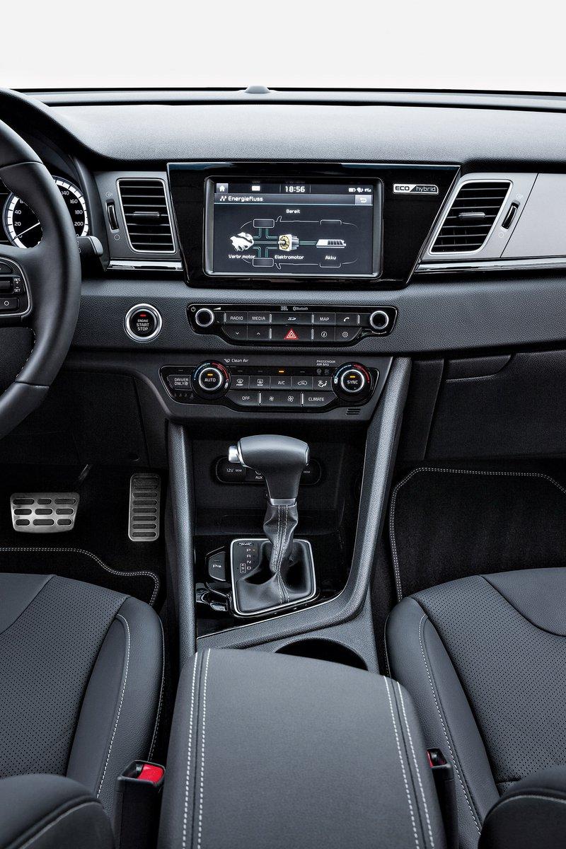 Kia niro korean surprise driving plugin - Kia niro interior ...