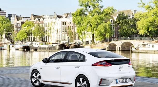 Hyundai Ioniq Electric: One of Three