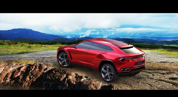 Urus will be the first and only Plug-In Hybrid from Lamborghini