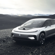 Faraday Future introduces its first production model